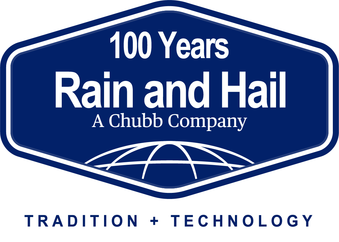 Rain and Hail Partner Logo