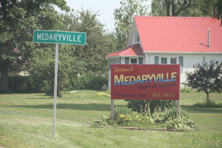 Medaryville, Pulaski County